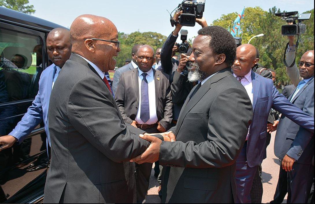 Zuma Kabila salutation @Zoom_eco