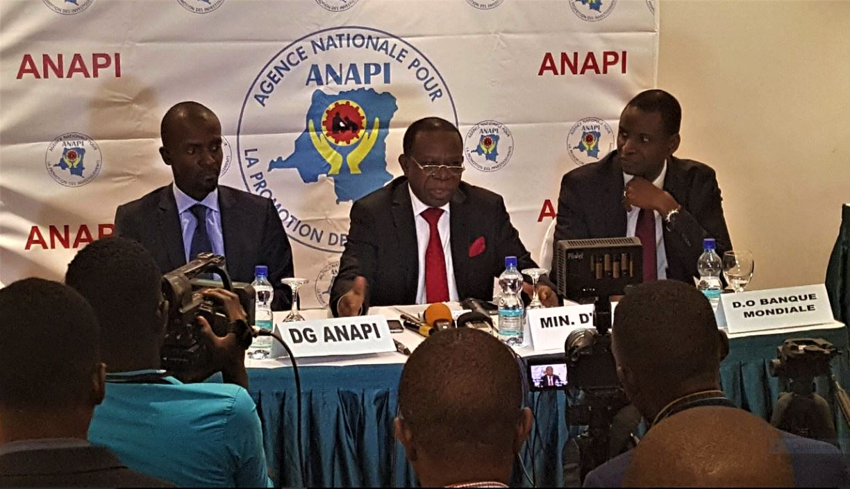 RDC : L'ANAPI restitue les résultats du Rapport Doing Business 2018 1