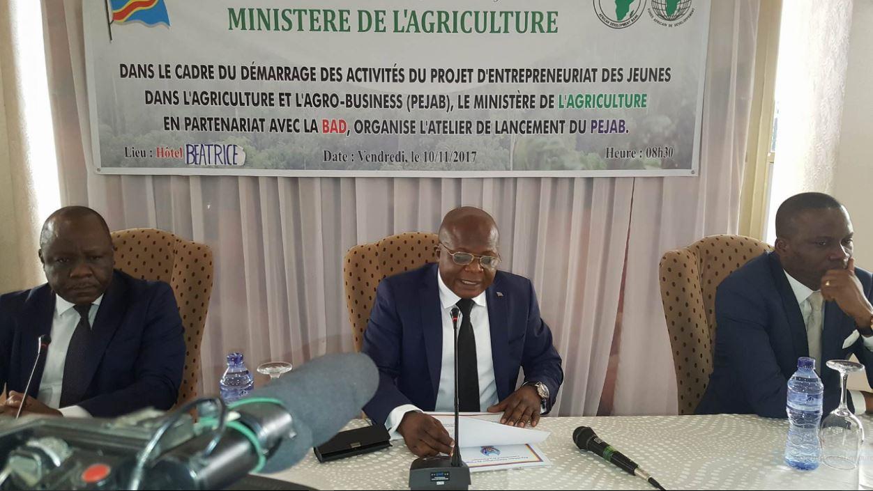 RDC : Agro-business, le PEJAB pour l'autonomisation des jeunes !
