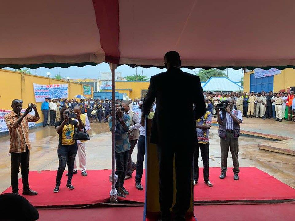 Daniel Mukoko SCTP Matadi 2 @Zoom_eco