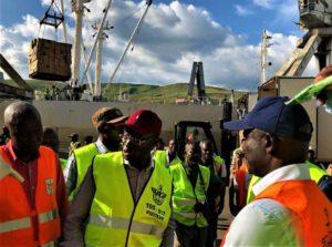 RDC : SCTP, Daniel Mukoko s'imprègne de l'état des infrastructures au Kongo Central 1