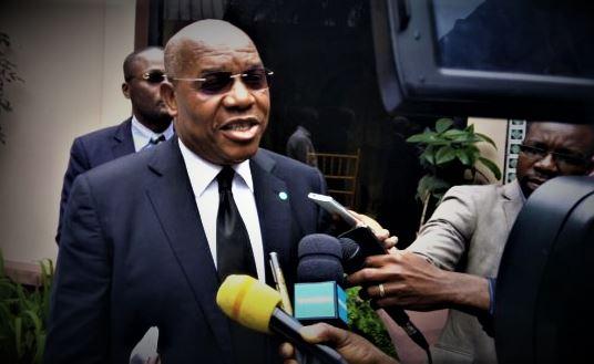 François Muamba : « Il faut assainir le climat politique avant toute réforme fiscale »