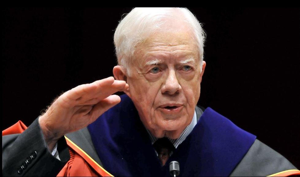 Jimmy Carter: «La RDC peut surmonter l'héritage de mauvaise gestion et de corruption…»