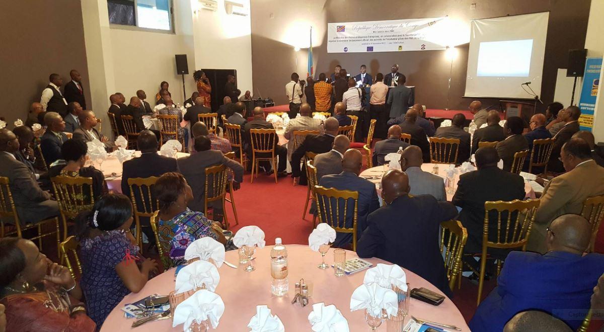 RDC : Bienvenu Liyota lance l'Incubateur pilote de Cuir !