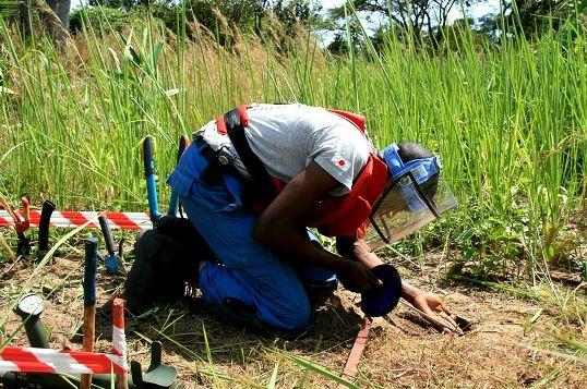 RDC: Le Plan Stratégique National de Lutte Antimines validé par le CCLAM! 15