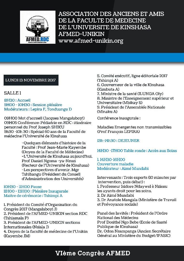 Programme AFMED