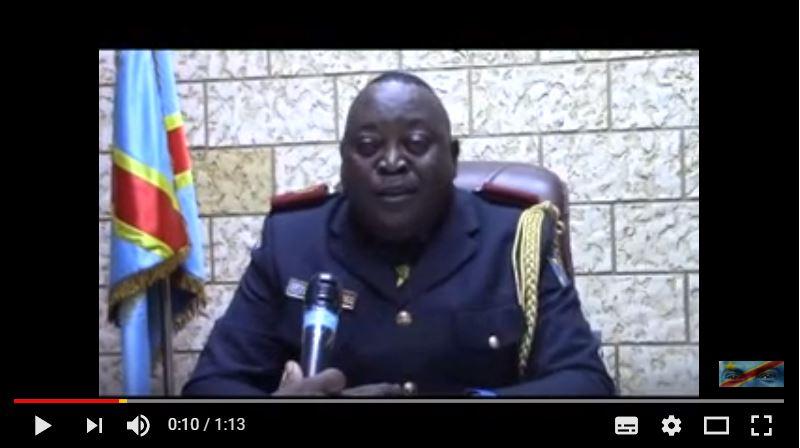Sylvano Kasongo: «Tout attroupement de 5 personnes sera dispersé ce jeudi à Kinshasa» 4