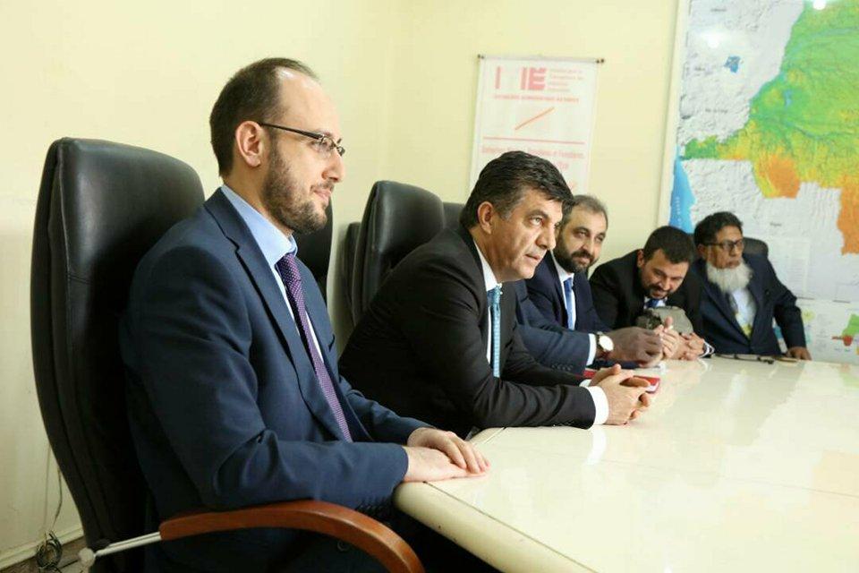 RDC : Opportunités d'affaires, l'ANAPI convainc le Groupe turc MUSIAD ! 2
