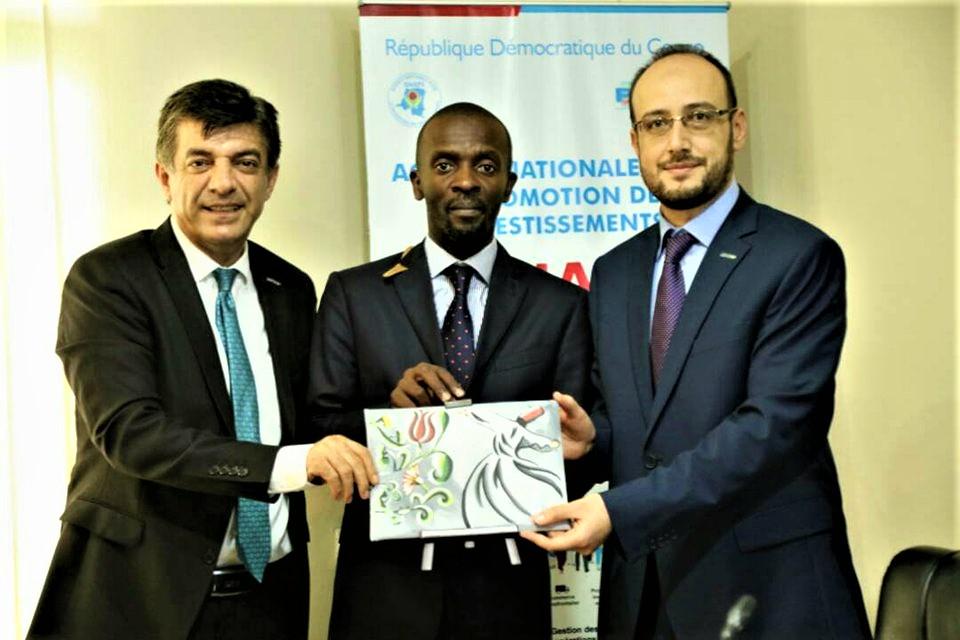 RDC : Opportunités d'affaires, l'ANAPI convainc le Groupe turc MUSIAD ! 1