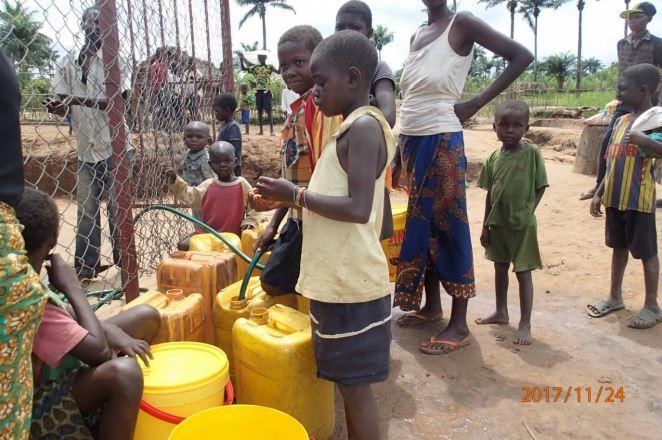 RDC : Bulungu, le Japon installe un système d'eau potable pour les habitants ! 3