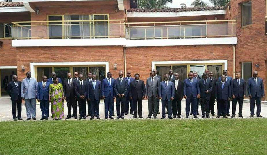 Conférence de Gouverneurs 2017 à Goma @Zoom_eco