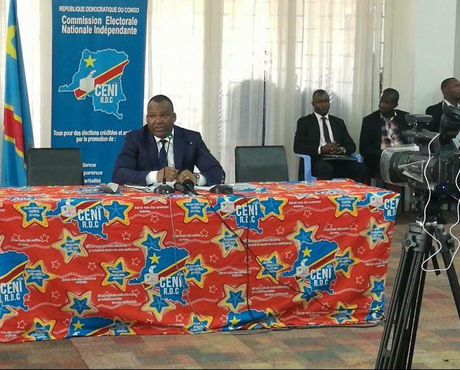 RDC : La CENI déclare 2018 «année Electorale» ! 2