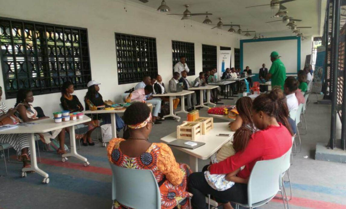 RDC : A l'initiative des USA, 10 start-up exposent à la Foire de l'Entrepreneuriat à Kinshasa !