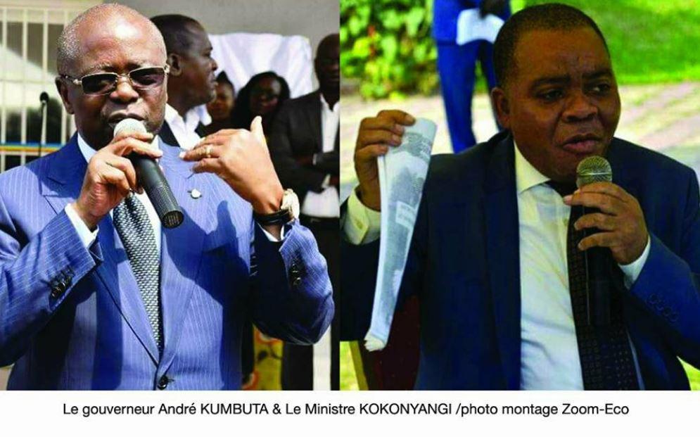 RDC : Kimbuta et Kokonyangi dans le viseur de Luzolo !