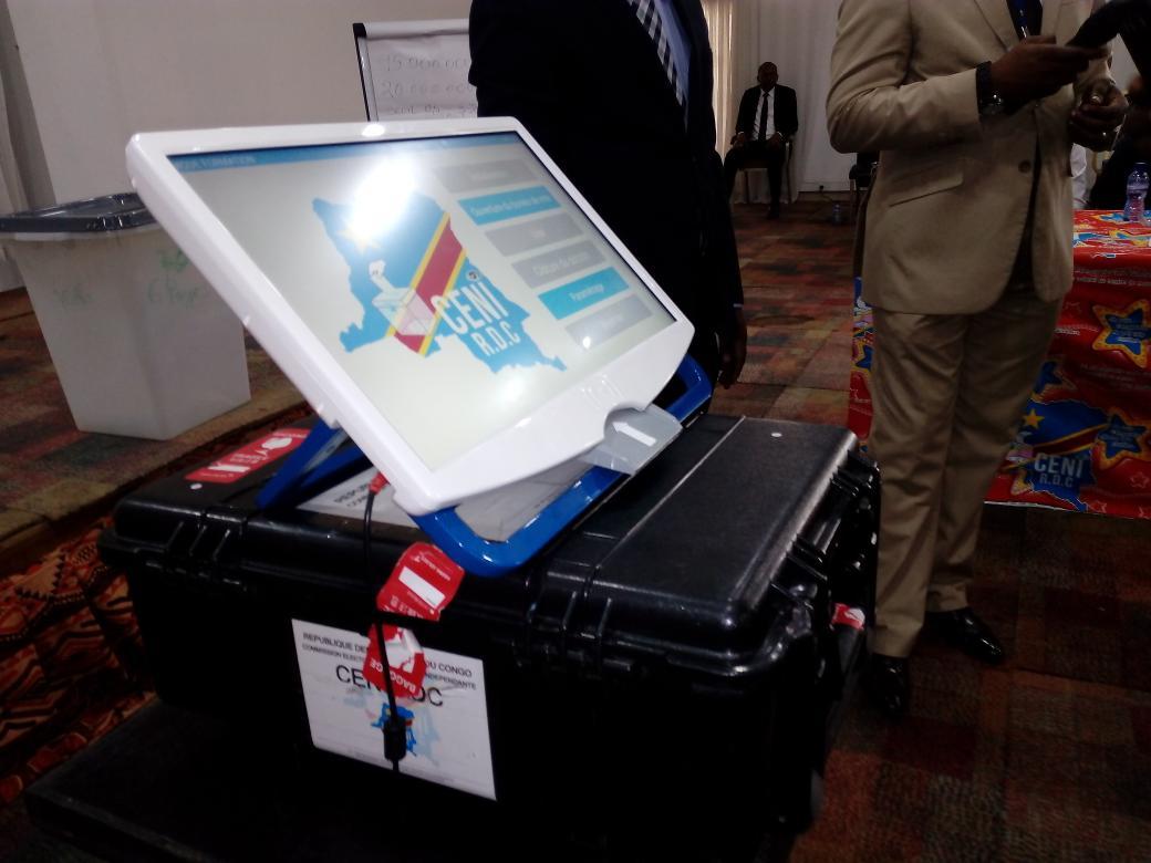 RDC: «Machine à voter», le système exige de la transparence sur les coûts et les risques! 7