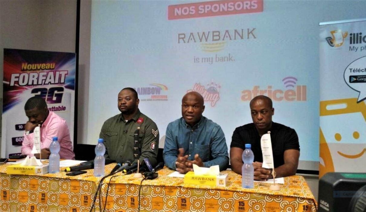 Moise Mbiye au Showbuzz @Zoom_eco