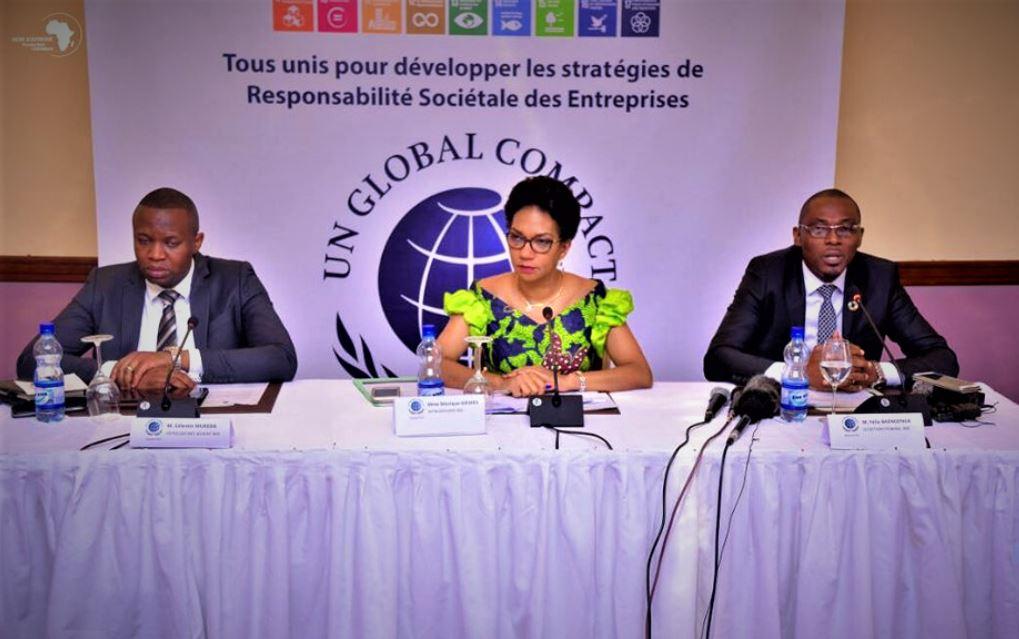 RDC: «UN Global Compact Network» pour la réalisation de la Responsabilité Sociétale des Entreprises 3