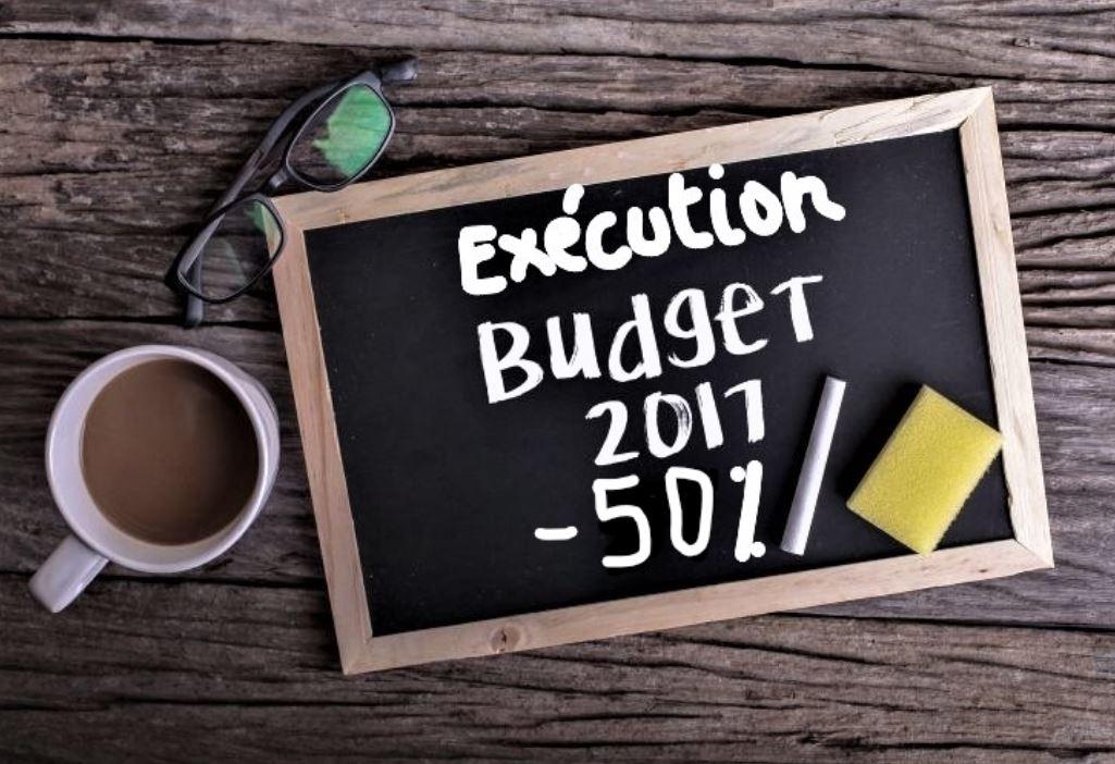 RDC: Exécution du Budget 2017, le taux indique 37% à fin Novembre !