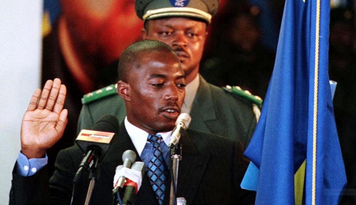 RDC : Flashback, les 5 engagements de Kabila pris en 2001 !