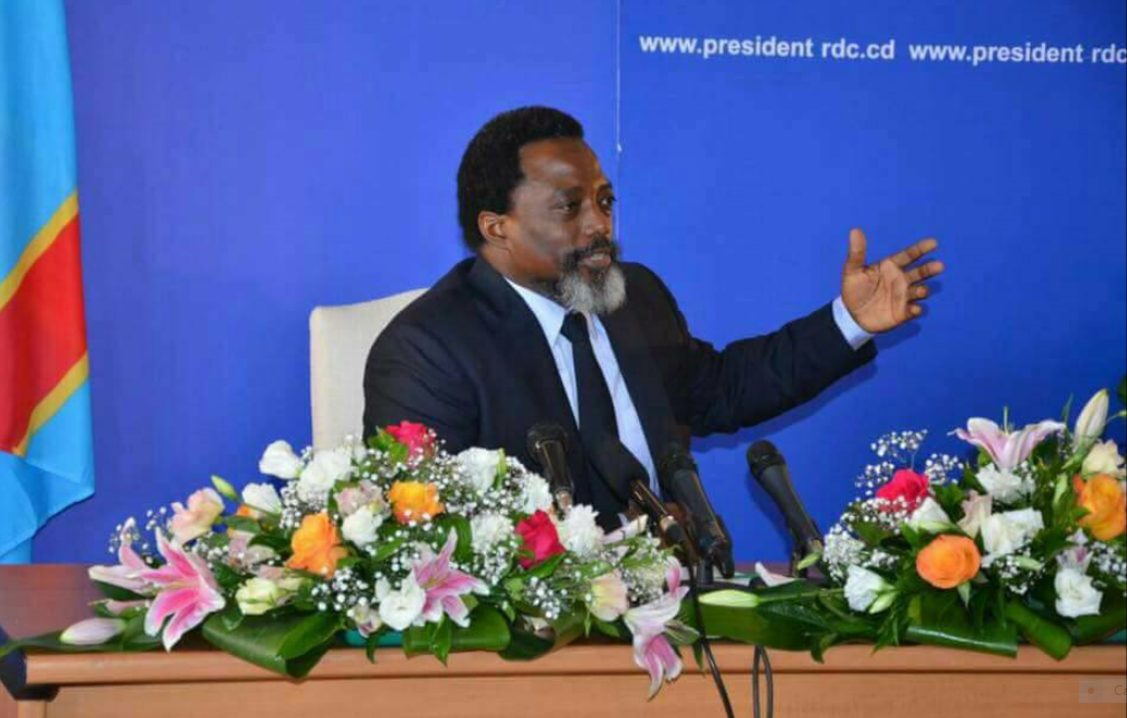Joseph Kabila: «Le Congo est sur la bonne voie des élections» 1