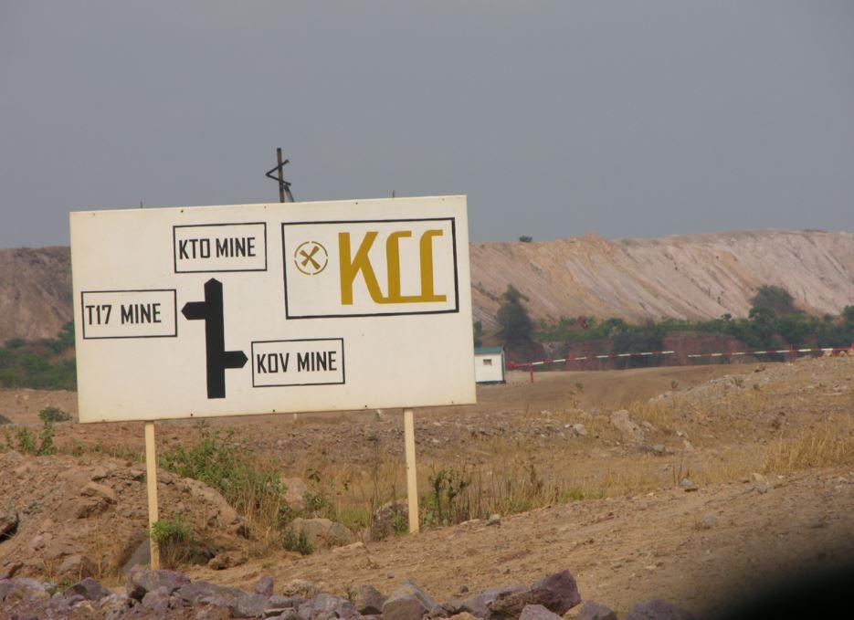 RDC : Soupçons de «mascarade» dans un appel d'offres de KCC (Glencore)!