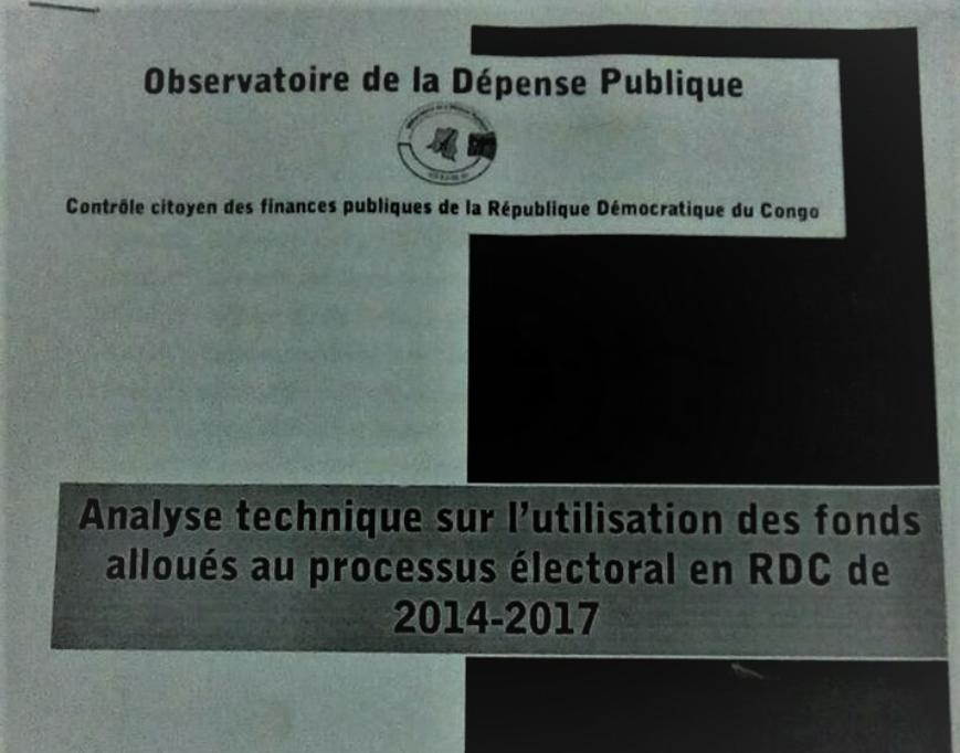 RDC : Processus électoral, plus de 170 millions USD décaissés par des partenaires au centre d'une controverse ! 14