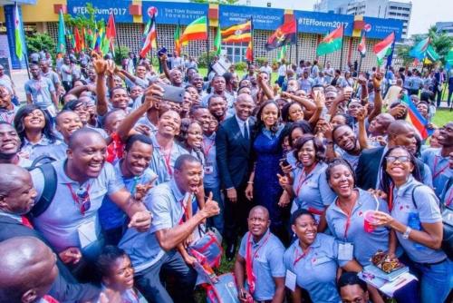 RDC : Prix Tony Elumelu, des start-ups invitées à postuler jusqu'au 1er Mars ! 2