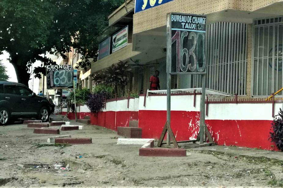 RDC: Taux de change, l'affichage extérieur reprend sous la barbe de la Banque Centrale!