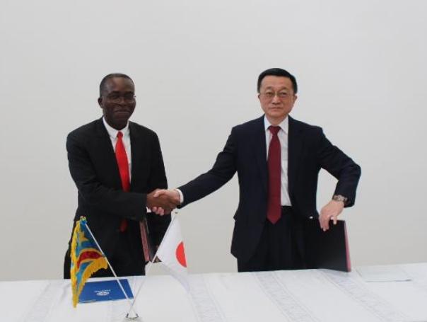 RDC: 89000 USD du Japon à la fondation Mapon pour équiper un hôpital à Kindu ! 10