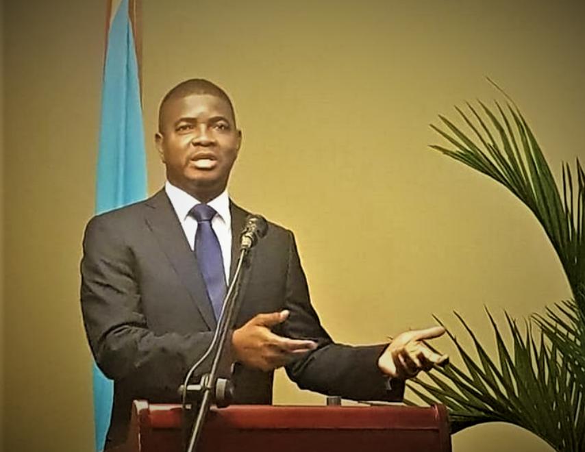 RDC: Bienvenu Liyota ouvre le guichet unique de certification des PME à Lubumbashi! 1