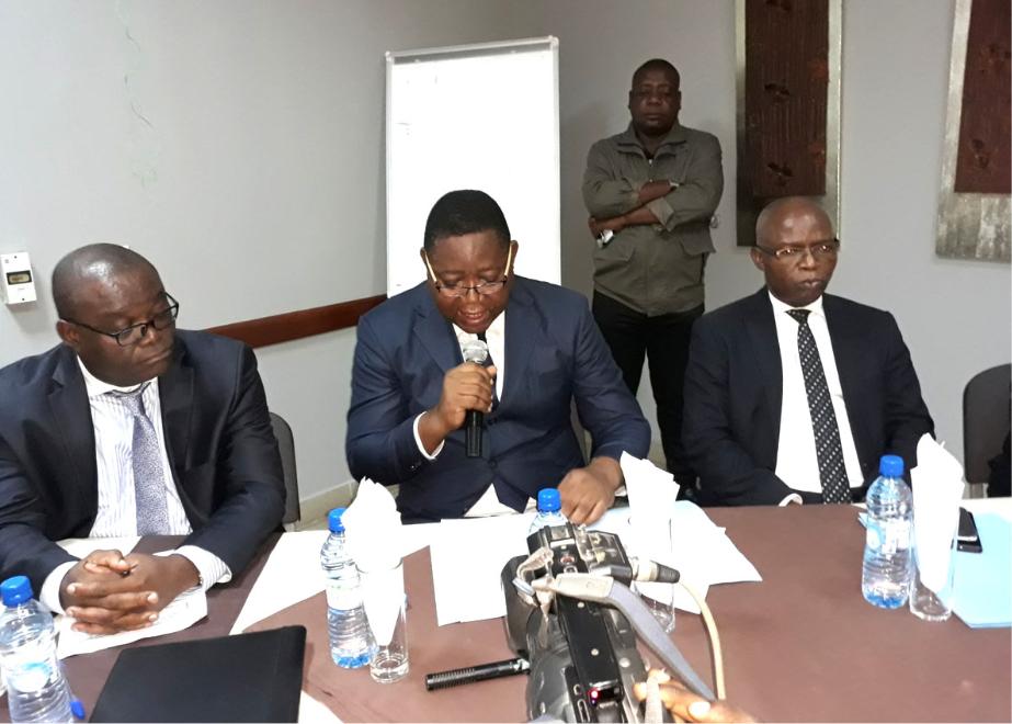 RDC: OPEC, le rapport provisoire du diagnostic fonctionnel approuvé! 1