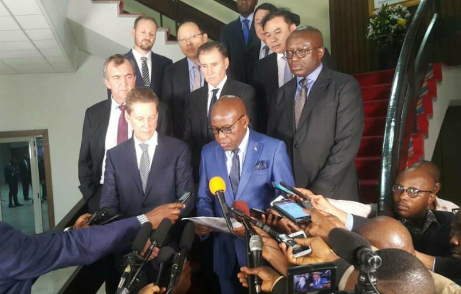 RDC: Voici le compte rendu de l'audience «Kabila–Opérateurs miniers»! 1