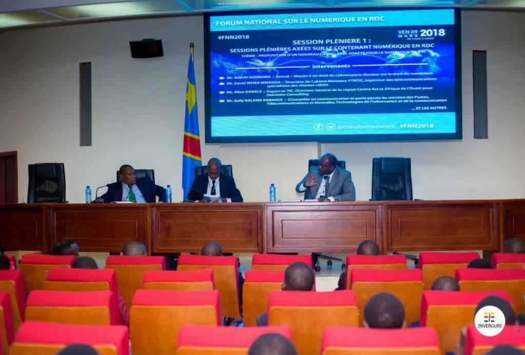 RDC : pragmatisme juridique pour l'émergence économique à l'ère numérique 1