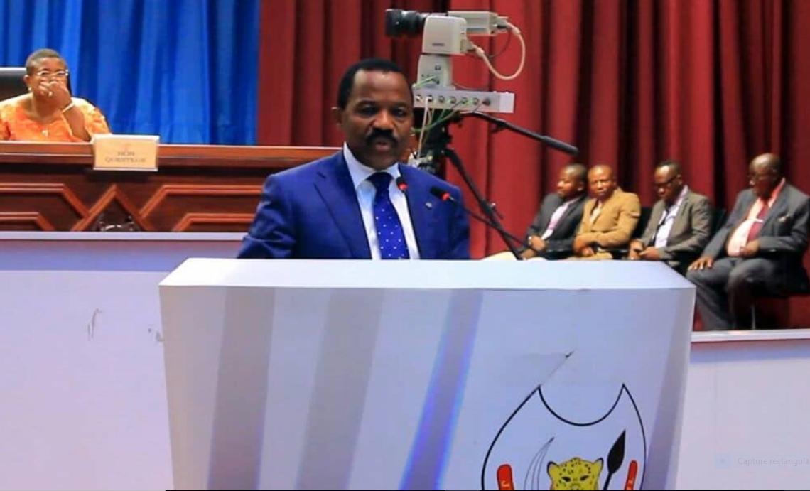 RDC : budget 2018, le député Lokondo exige un collectif budgétaire ! 1