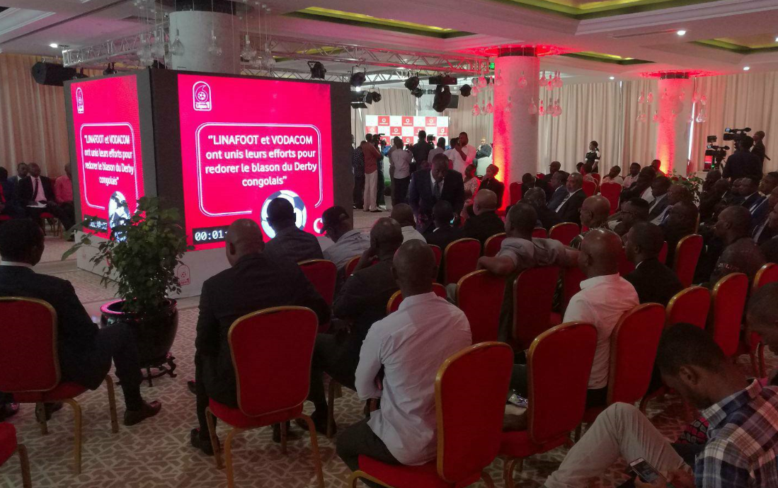 RDC : Vodacom Ligue 1, le grand retour dans la Linafoot avec 500 000 USD de sponsoring ! 14