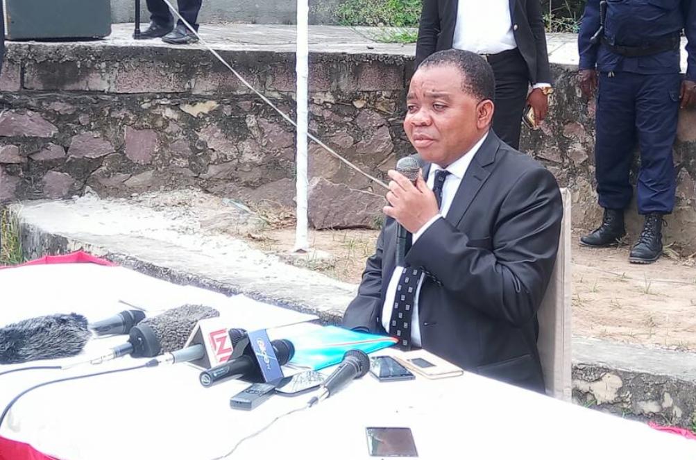 RDC : Minaku cloue Kokonyangi et soutient l'entreprenariat des maraîchères! 1