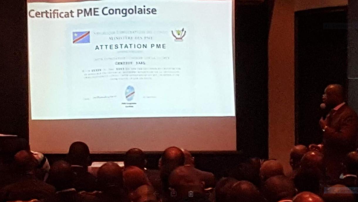 RDC: réhabilitation du fonds de garanties bancaires de 10 millions USD pour les PME ! 1