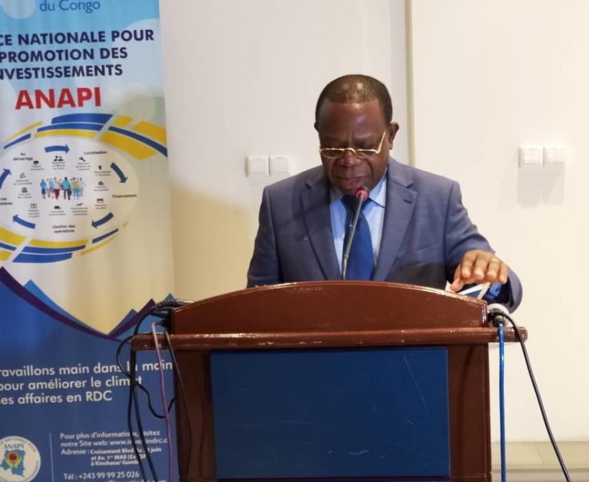 RDC : Bahati satisfait des avancées réalisées sur les huit indicateurs doing business 2019 ! 1