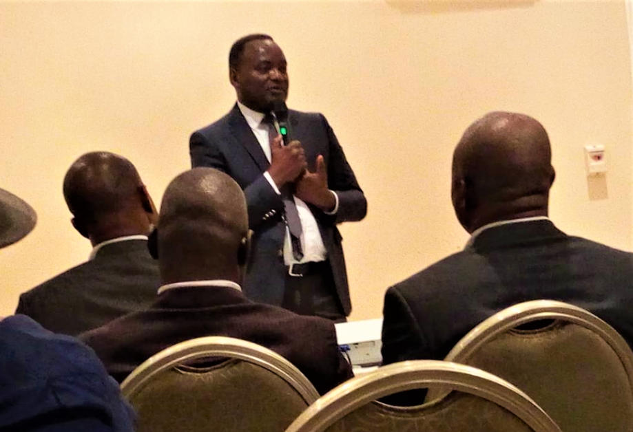"""RDC : Mumengi explique ses """"34 projets décisifs pour bâtir le Congo"""" à la dynamique de l'opposition 1"""