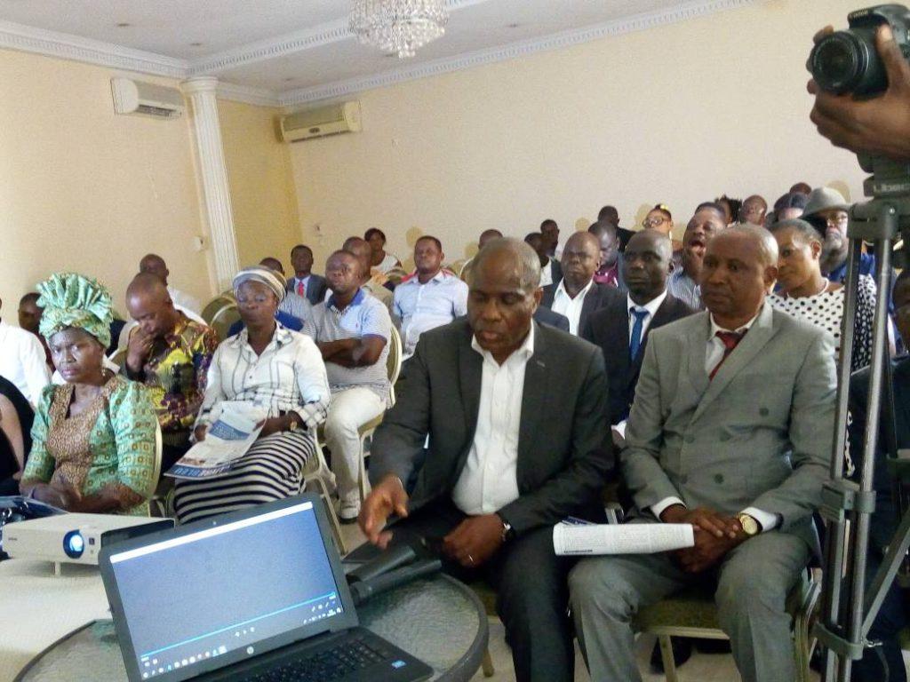 """RDC : Mumengi explique ses """"34 projets décisifs pour bâtir le Congo"""" à la dynamique de l'opposition 2"""