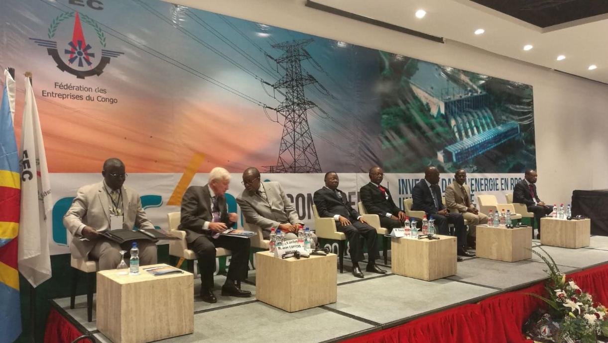 RDC : électricité, le processus de libéralisation du secteur reste à parfaire (FEC) 1