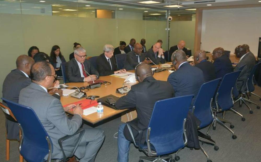 RDC : le FMI satisfait de l'évolution de la situationmacroéconomique ! 1