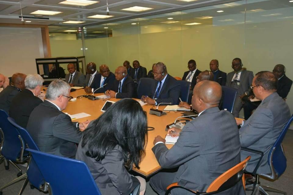 FMI – RDC Délégation @Zoom_eco