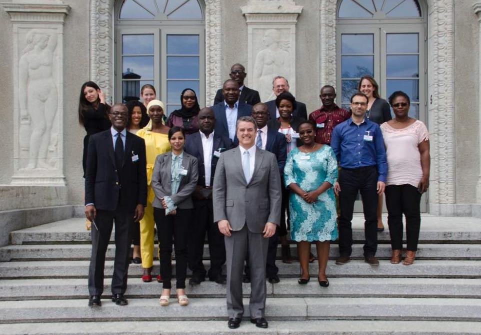 Genève : des journalistes africains en formation sur les enjeux du commerce mondial ! 1