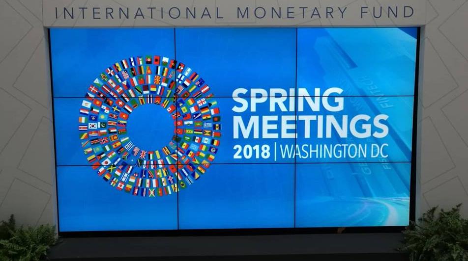 Monde: les assemblées de printemps FMI–Banque mondiale commencent à Washington! 18