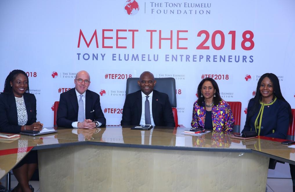 RDC : 13 startups congolaises rejoignent le programme entrepreneurial de la Fondation Tony Elumelu 8