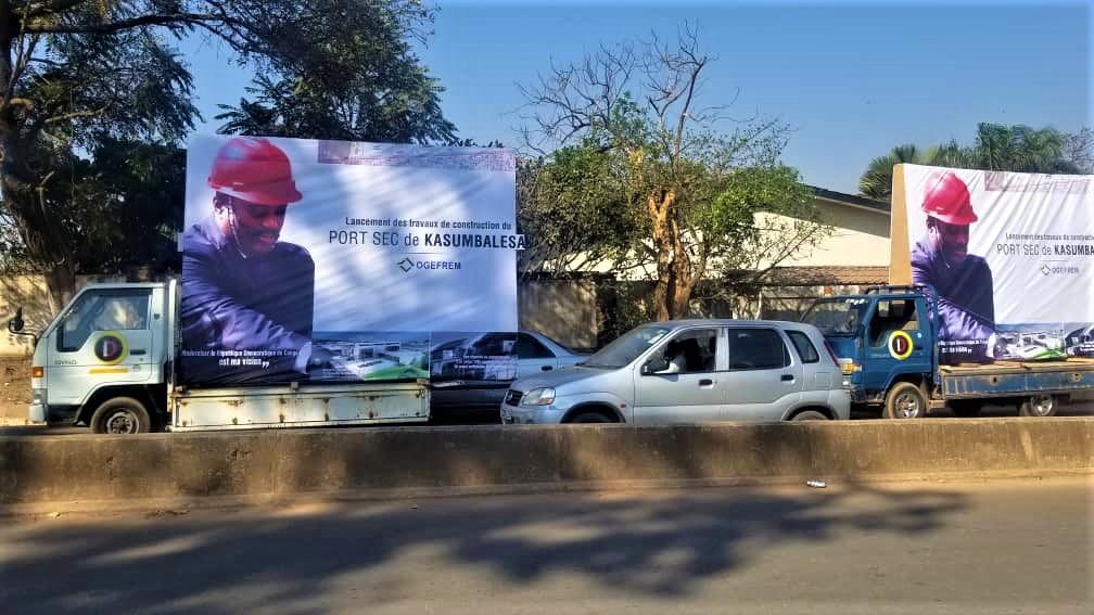 RDC : Divo lance son service de publicité mobile dans l'ex. Katanga ! 1