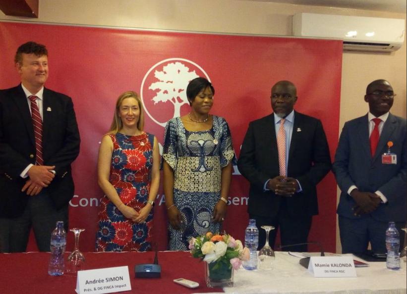 RDC : FINCA, 15 ans d'efforts dans l'amélioration d'accès au service financier ! 6