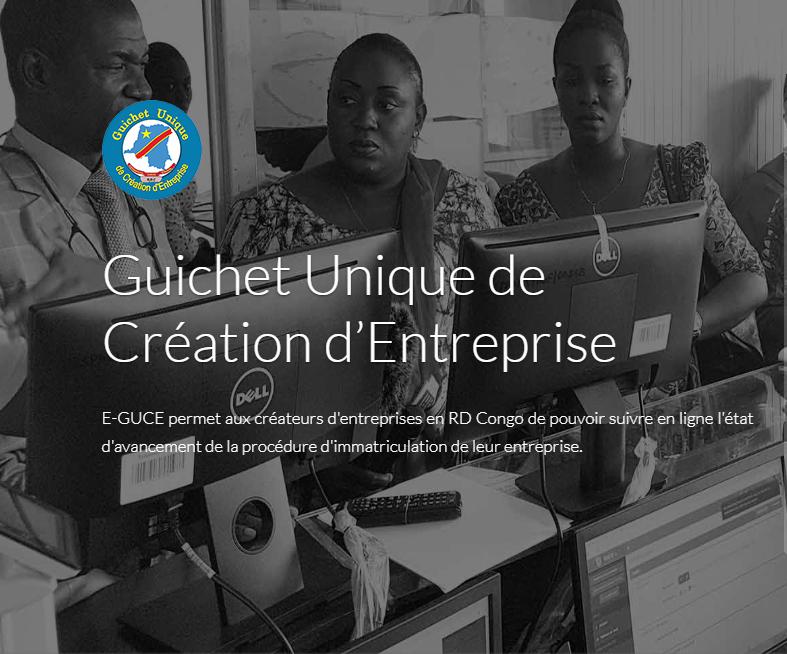 RDC : création d'entreprises, les coûts des formalités revus à la baisse ! 1