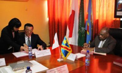 RDC : 13 millions USD du Japon pour construire un gymnase couvert à Kinshasa ! 3